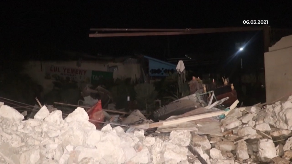 теракт в ресторане Могадишо