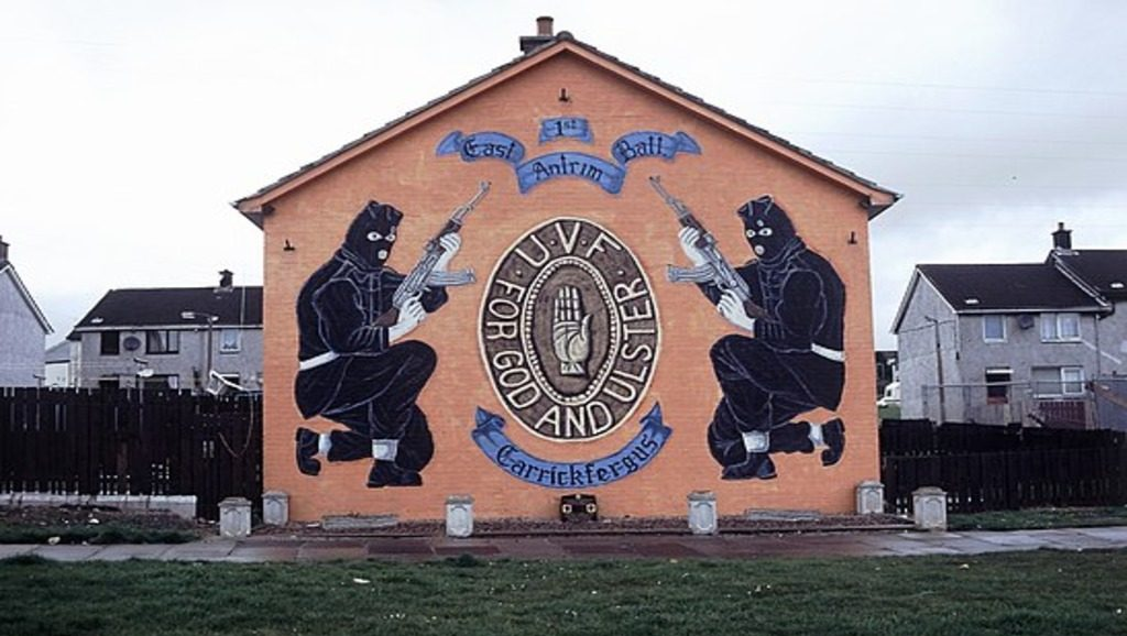 Ольстерские добровольческие силы