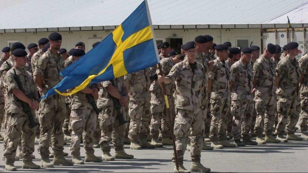 армия Щвеции