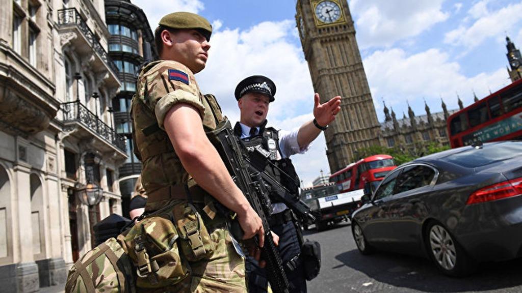 службы безопасности Великобритаии