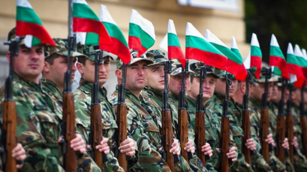 армия Болгарии