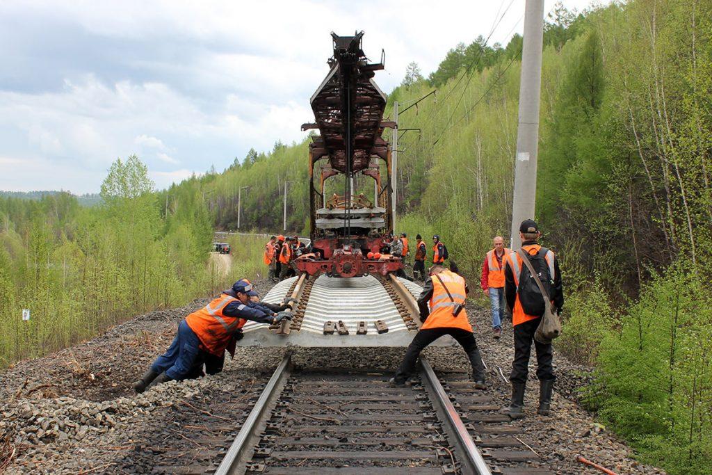 Инженерные подразделения ВС России начнут строительство второй ветки БАМа