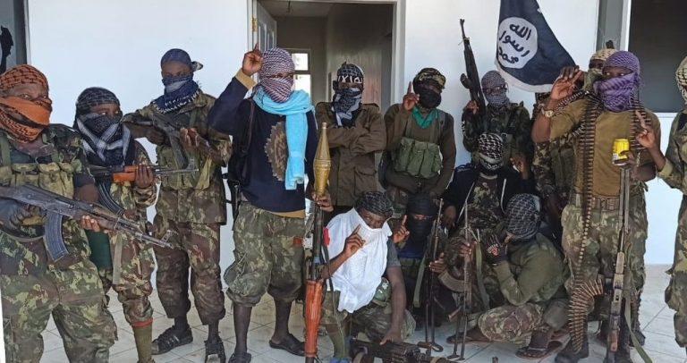 джихадисты Мозамбика