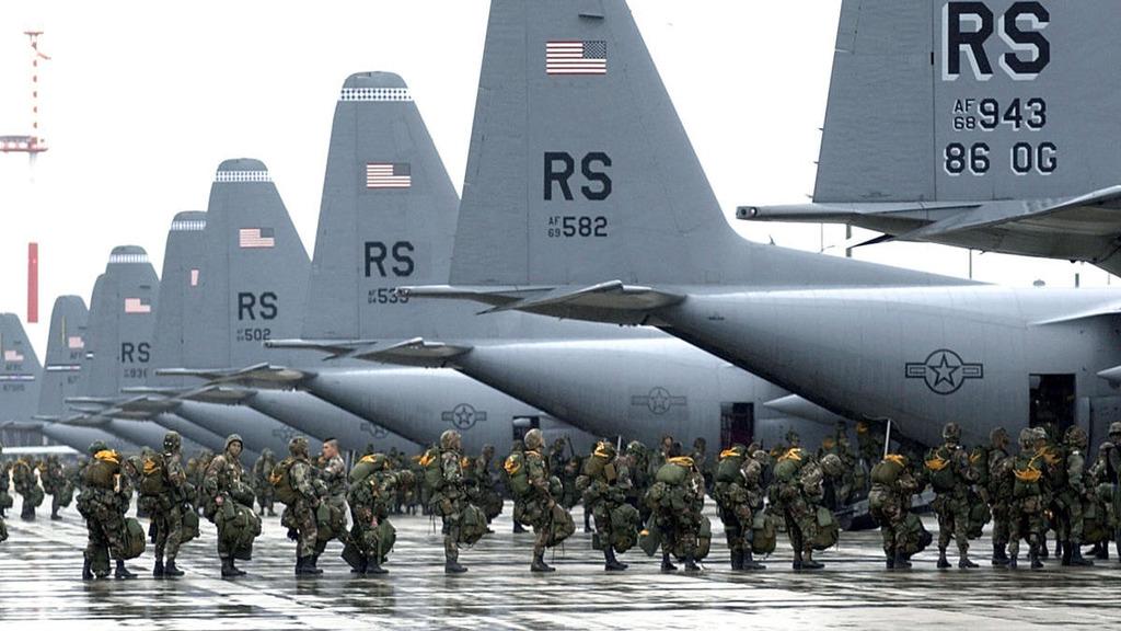 США перебросят в Германию дополнительные войска