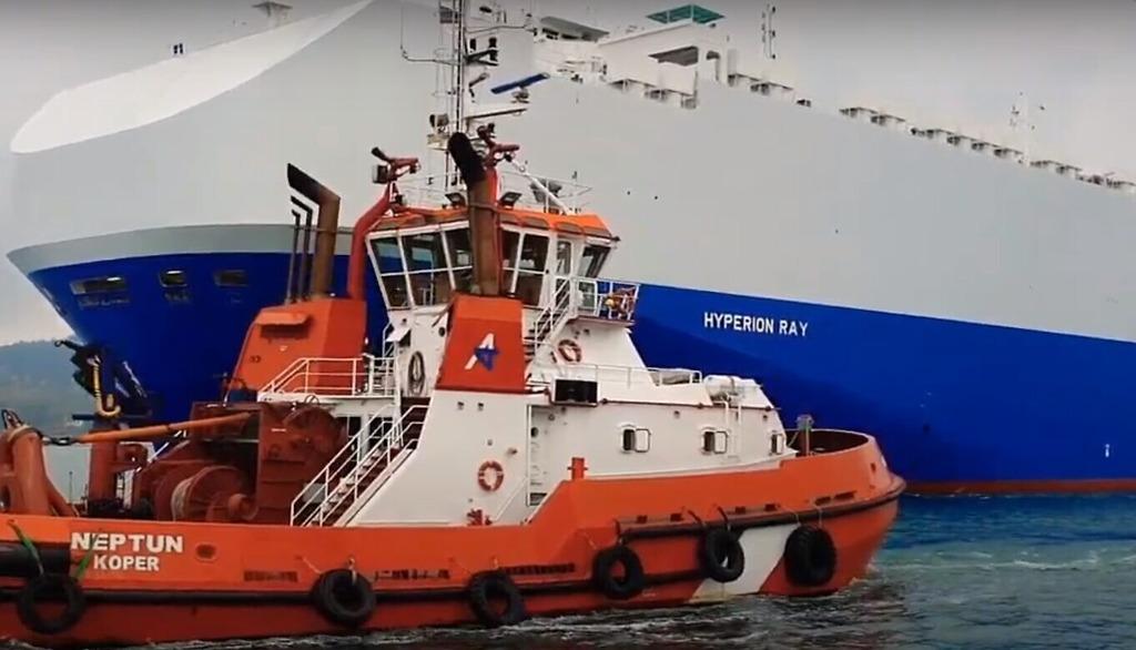 Нападение на израильское судно произошло возле ОАЭ