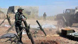 Сводка событий в Сирии и на Ближнем Востоке за 13-14 апреля 2021 г.