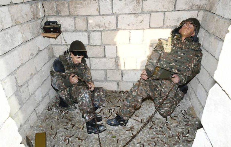 «Парк военных трофеев Баку», возмутивший Ереван и Европу