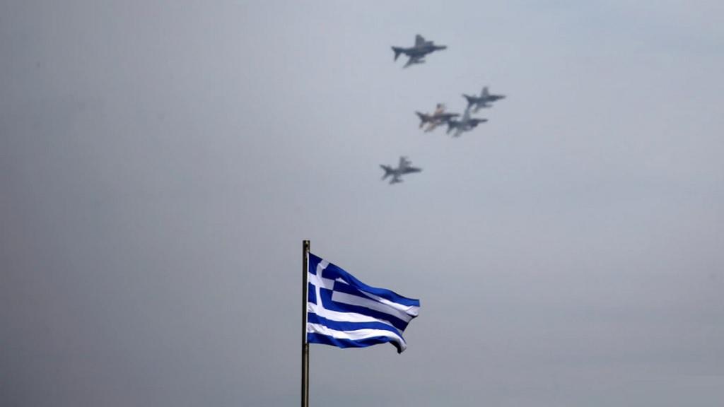 военная авиация Греции