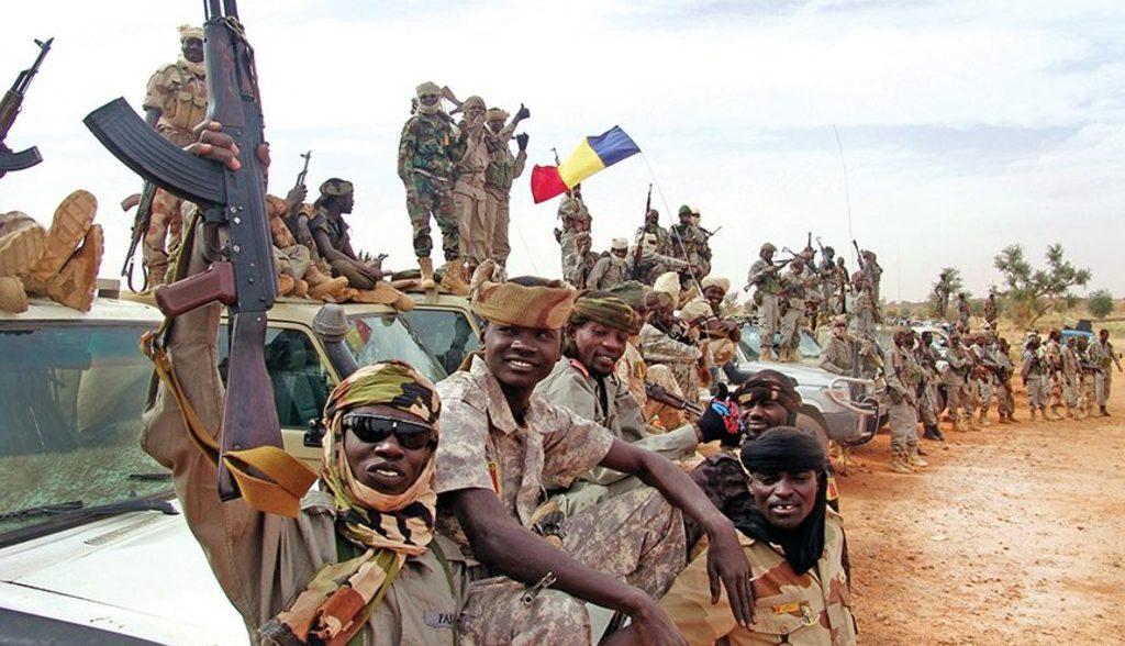 FACT, Фронт перемен и согласия в Чаде