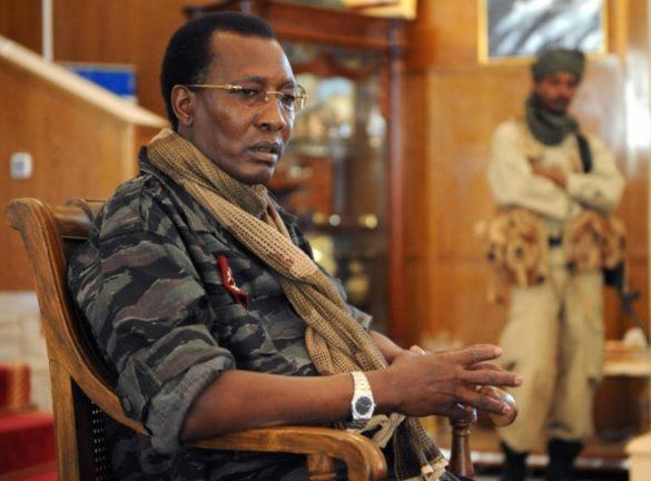 Президент Чада Идрис Деби убит