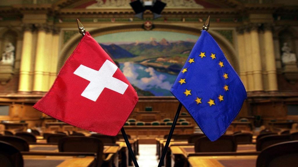 отношения Швейцарии и Евросоюза