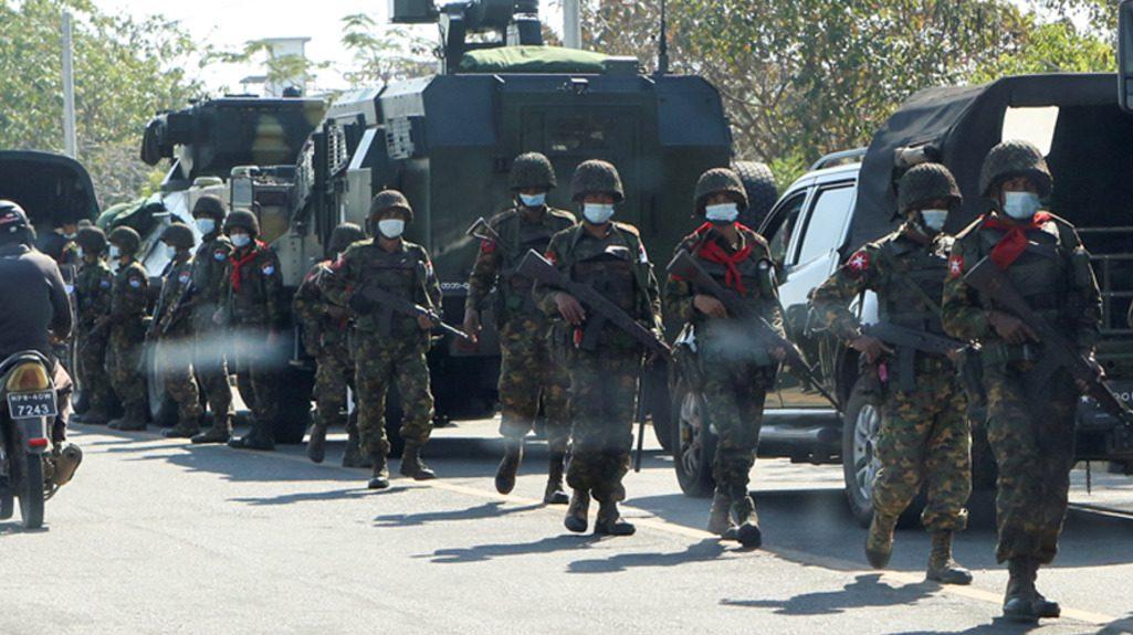 армия Мьянмы
