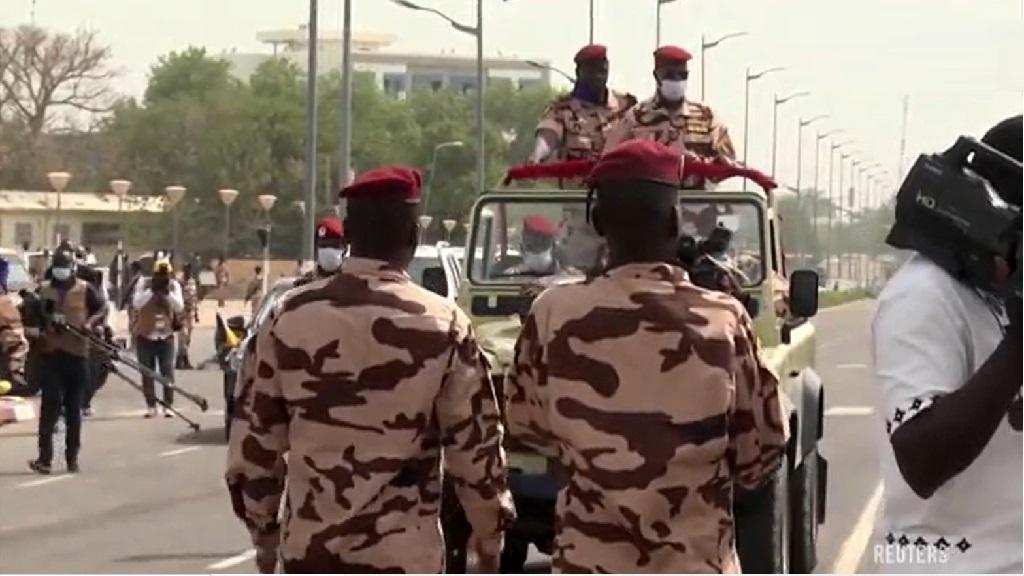 армия Чад
