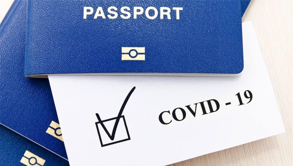 паспорт вакцины от Covid
