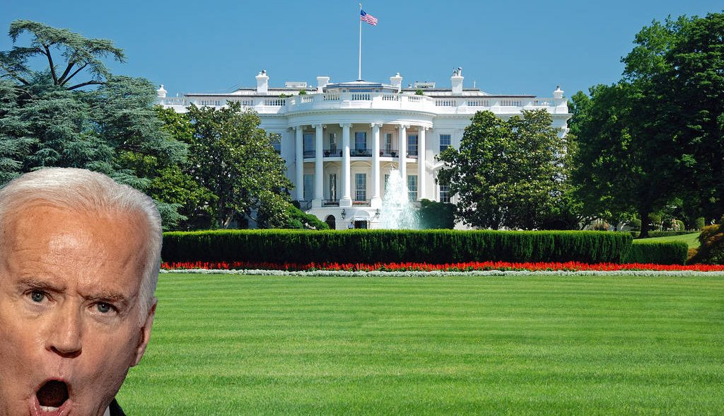 Белый дом, Джо Байден