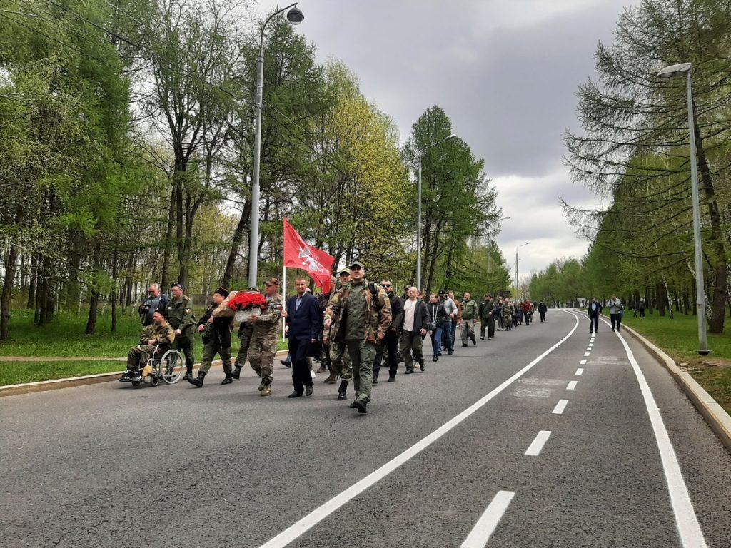 Сегодня в Москве в шестой раз отметили День Добровольца