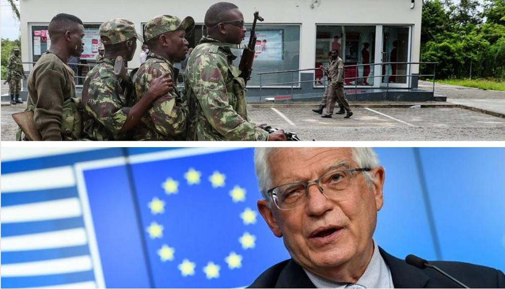 Евросоюз спешит направить миссию в Мозамбик