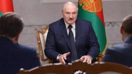 Лукашенко назвал условие досрочных выборов президента Белоруссии