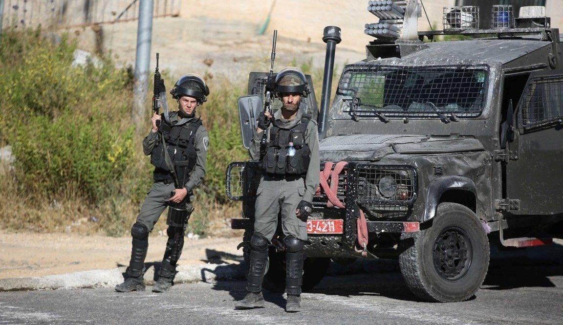 военная полиция израиля