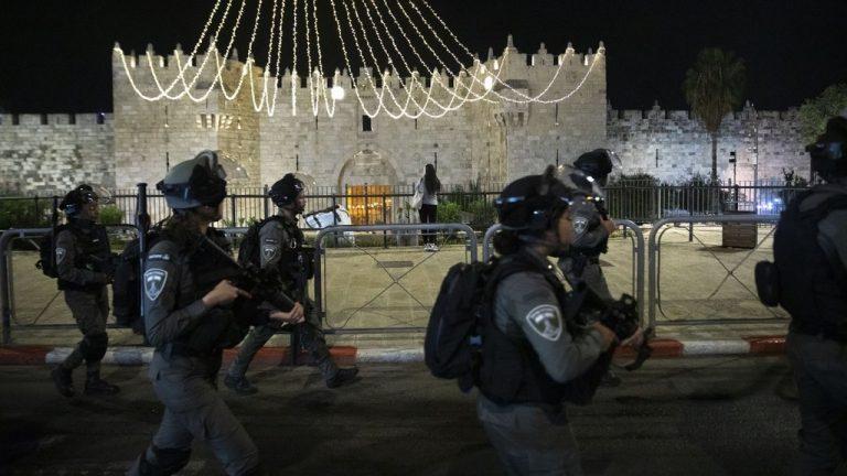еврейская полиция в Иерусалиме