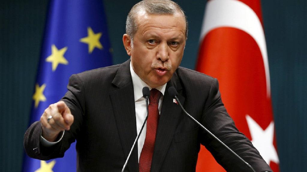 Эрдоган о Евросоюзе