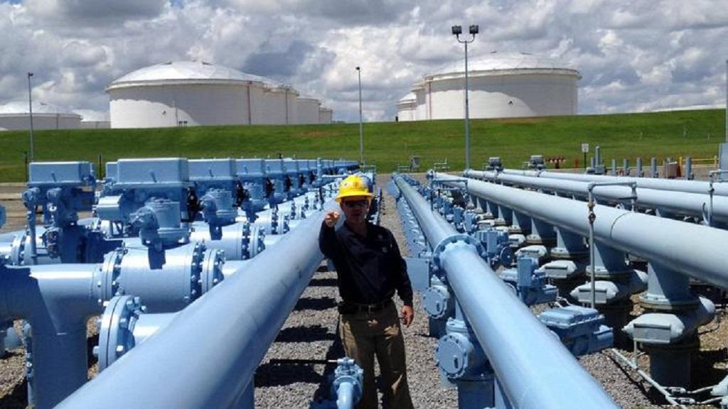 трубопровод США Colonial-Pipeline