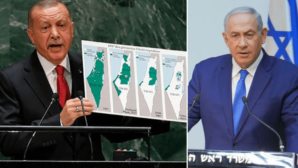 Эрдоган об израильской агрессии против Палестины