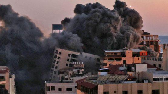 Обострение палестино-израильского конфликта || Итоги недели. Выпуск от 15.05.21