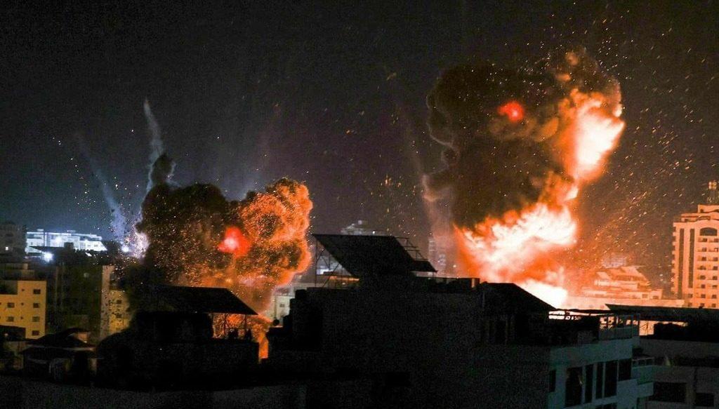 удары Израиля по Газе, Аль Катиб