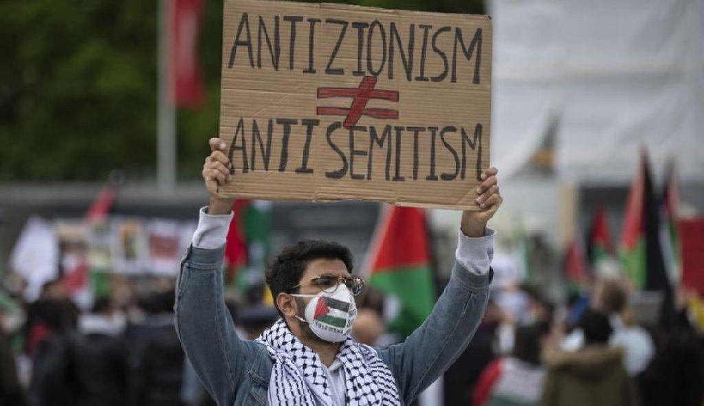 антисемитизм и антисионизм