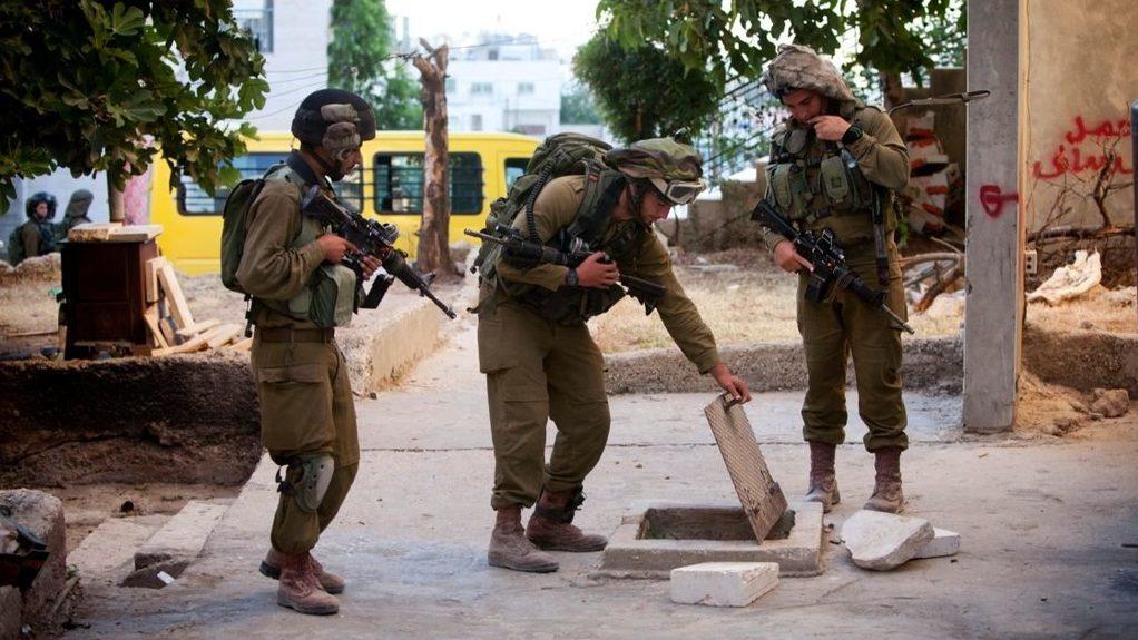 хамас против израильской армии