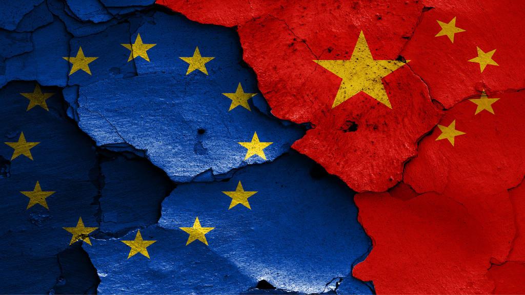 Евросоюз и Китай