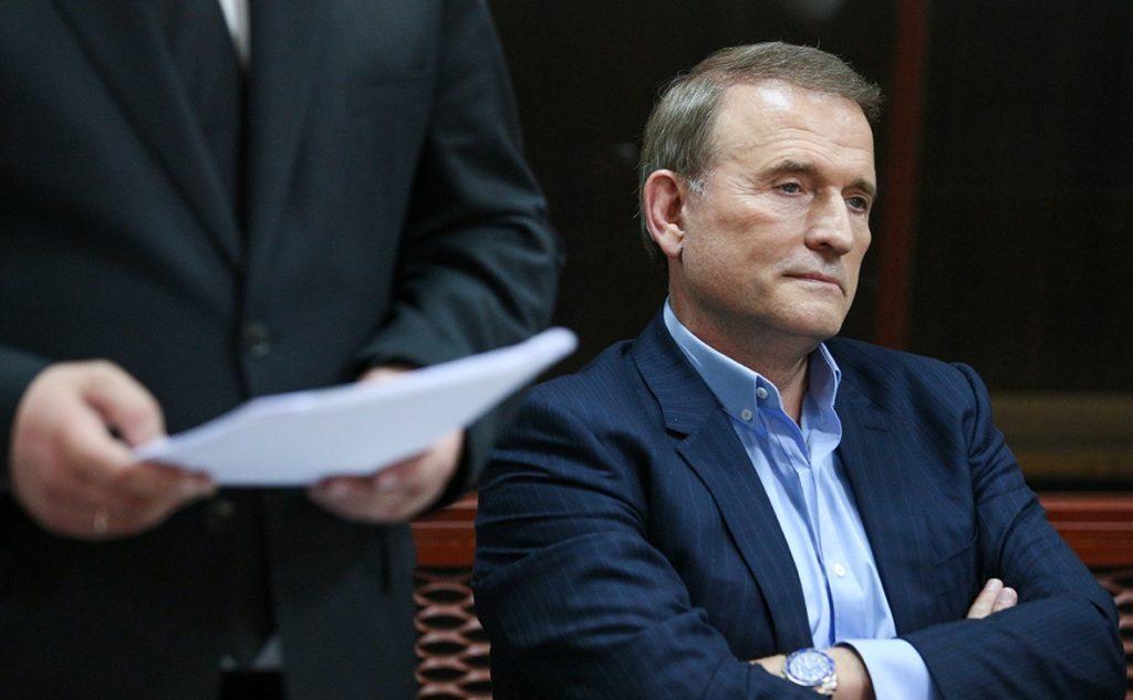 Киевский суд оставил Медведчука под домашним арестом