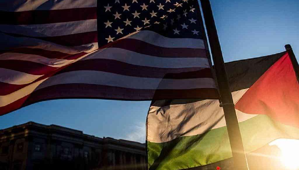 США и Палестина