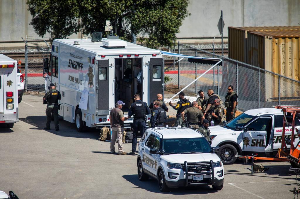 массовое убийство в Сан Хосе