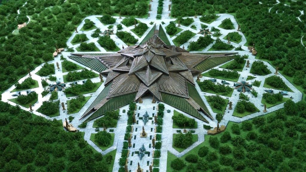 Шойгу представил макет главного музея вооруженных сил