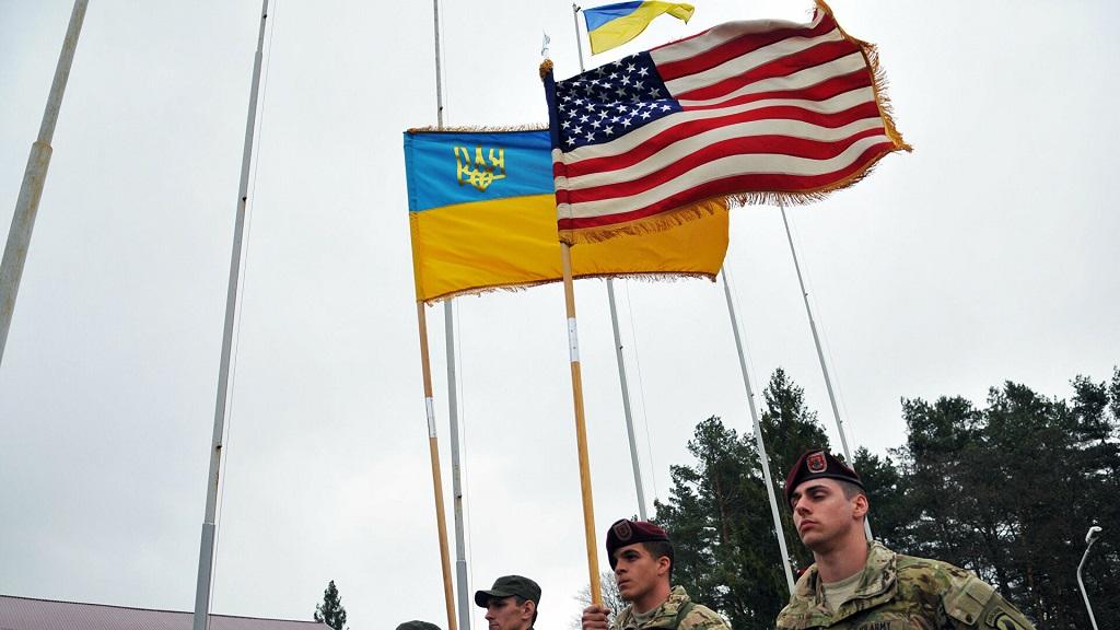 Киев готов наводнить всю территорию подразделениями ВС США