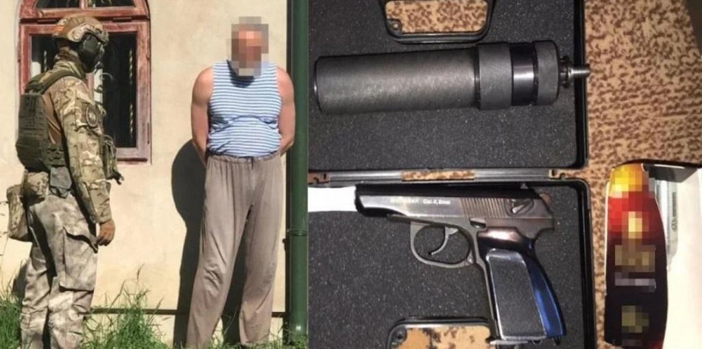 Во Львовской области задержан торговавший оружием священник