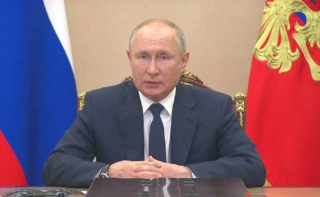 Президент России использует риторику военного времени − Die Welt