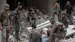 Сводка событий в Сирии и на Ближнем Востоке за 22-23 июня 2021 г.