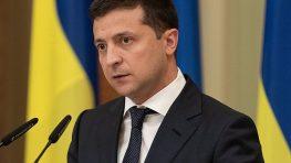 Зеленский: решение о разрыве связей с Донбассом может быть принято только на референдуме