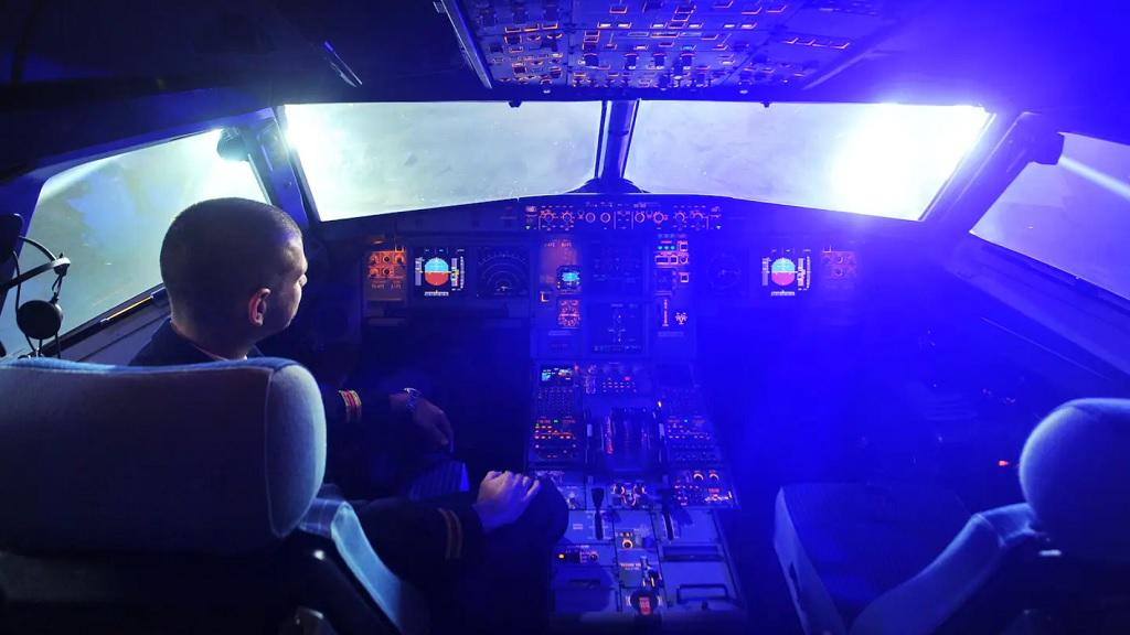 пилоты и нло