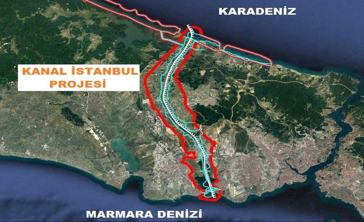 """канал """"Стамбул"""""""