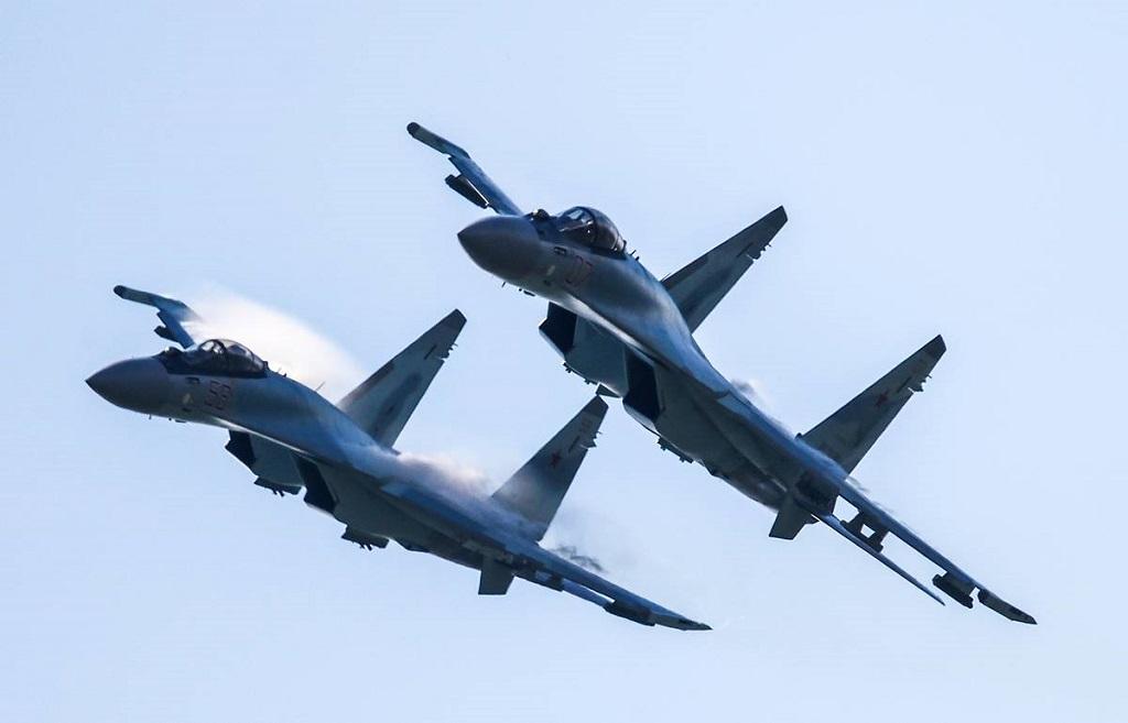 ВВС России отработали приёмы уничтожения кораблей противника