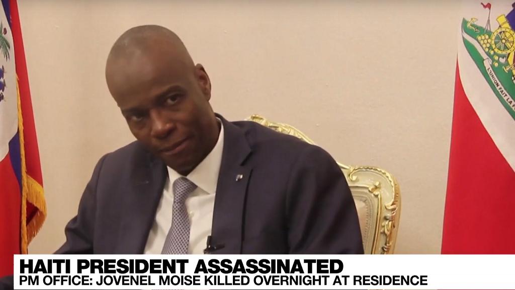 Президент Гаити застрелен