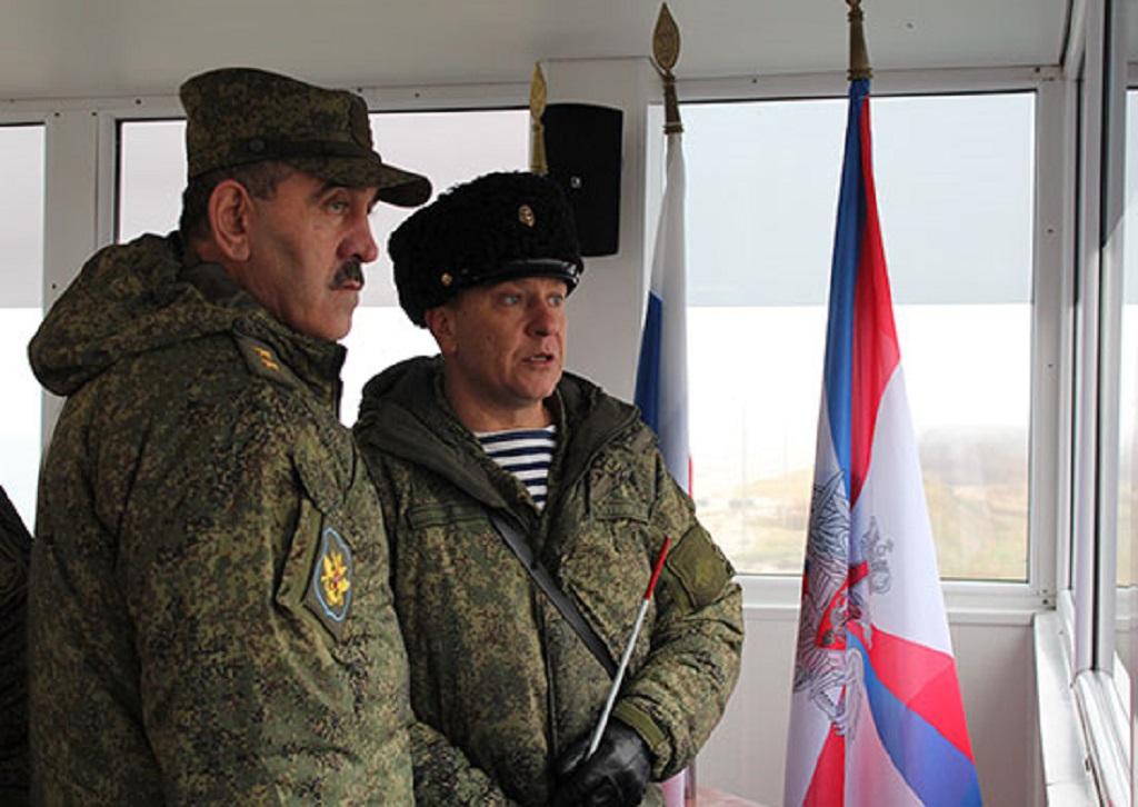 Минобороны РФ проинспектировало полигоны учений «Запад−2021» в Белоруссии