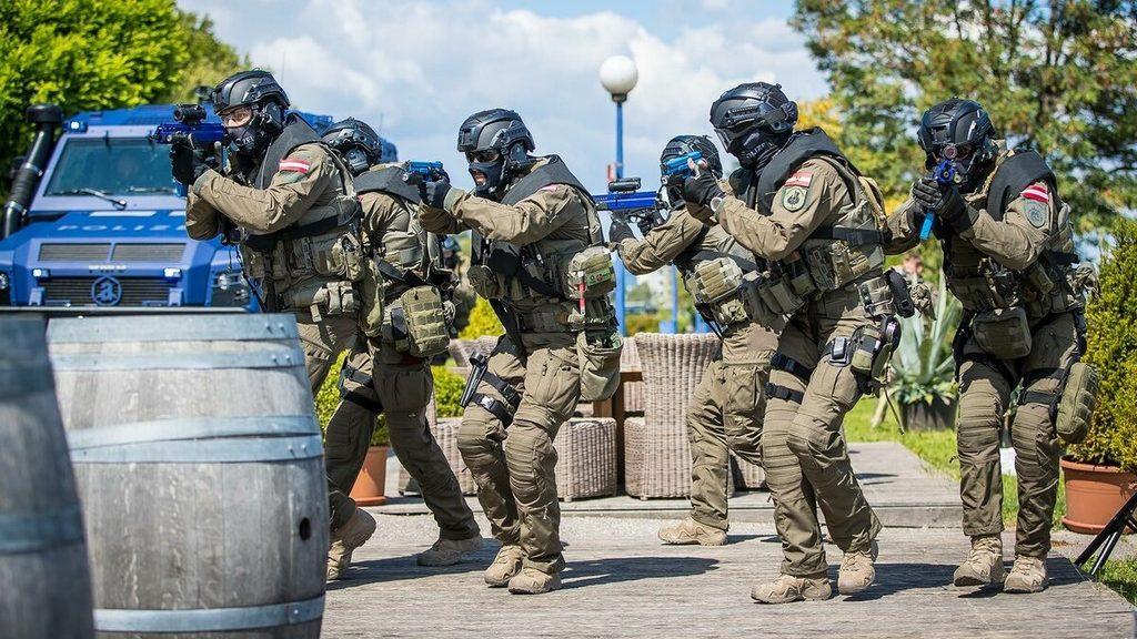 австрийский спецназ Cobra