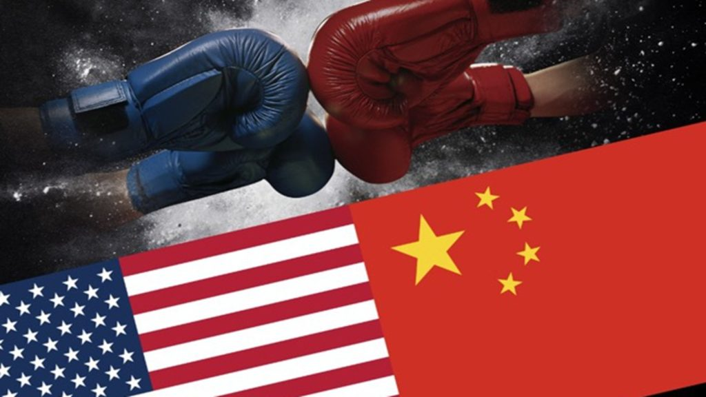 санкции сша и китая