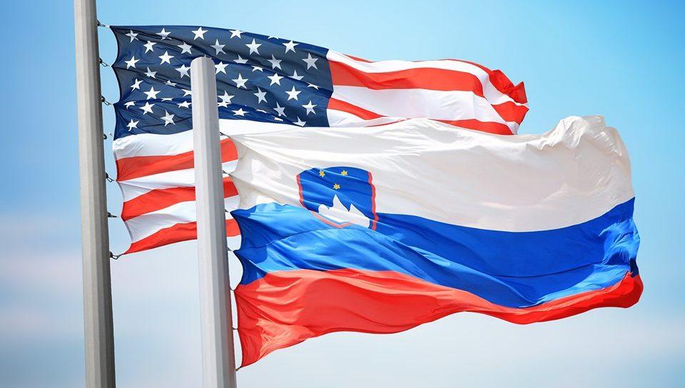США и Словения