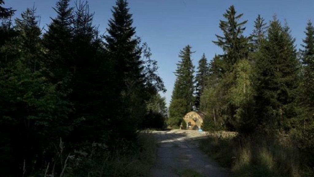 На территории бывшего полигона Брды в Чехии произошёл взрыв